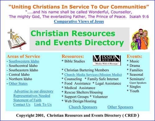 Intermountain christian newspaper